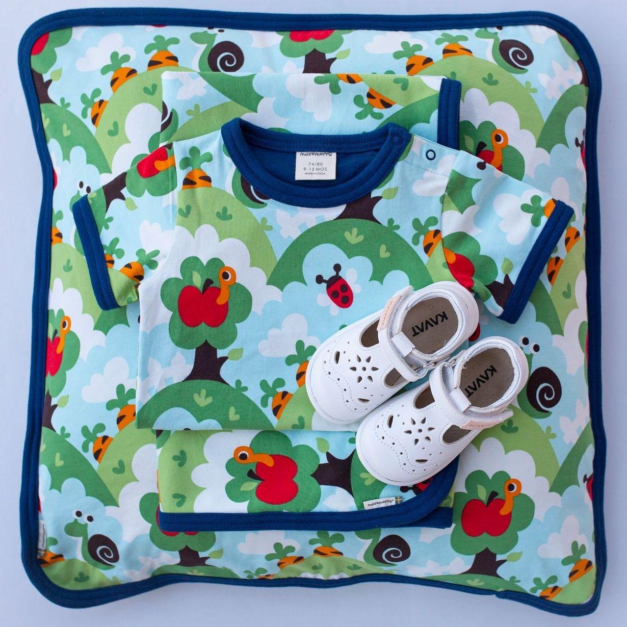 Maxomorra organic cotton