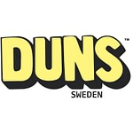 DUNS Sweden logo - GOTS certified organic cotton