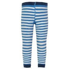 Kite stripy knit leggings in organic cotton (1-2 years) 2