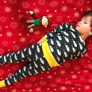 Slugs and Snails Lemon Lightning organic cotton pyjamas 86cm (12-18m) 2