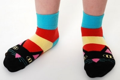 DUNS Sweden organic animal ankle socks 6