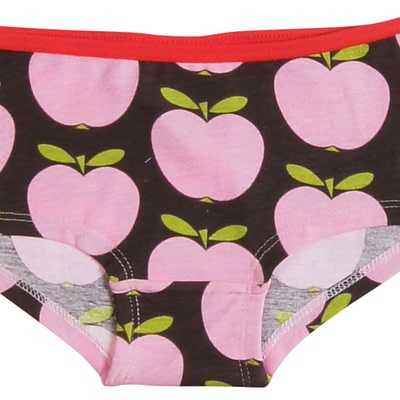 Maxomorra organic cotton pants for girls