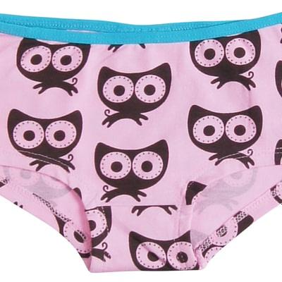 Girls cotton underwear by Maxomorra