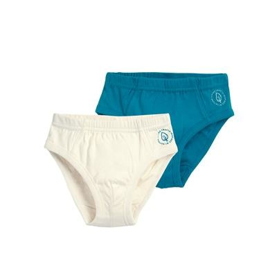 Organic cotton boys briefs by Living Crafts