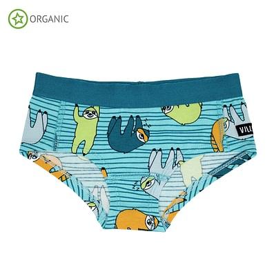 Villervalla sloth underwear