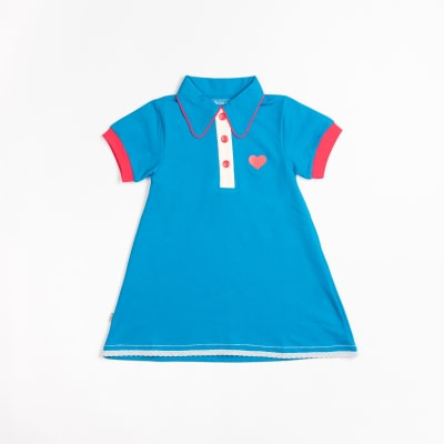 Alba collar dress