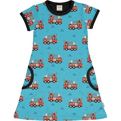Meyadey fire trucks dress