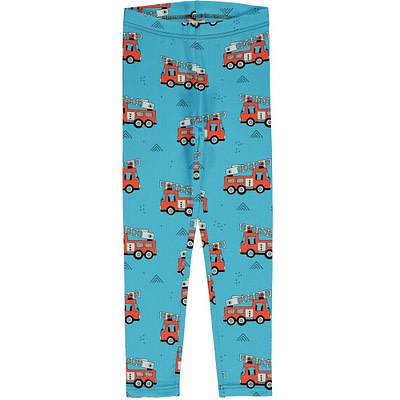 Meyadey fire trucks leggings