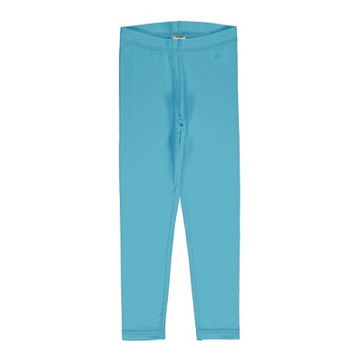 Maxomorra sky blue leggings