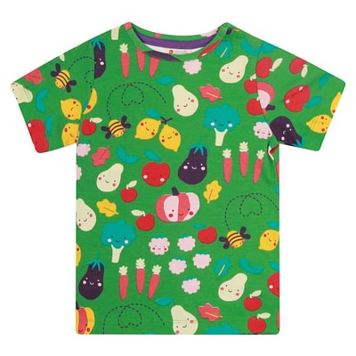Piccalilly t-shirt grow your own vegetables