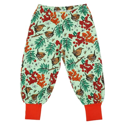 DUNS Sweden baggy pants rowanberry