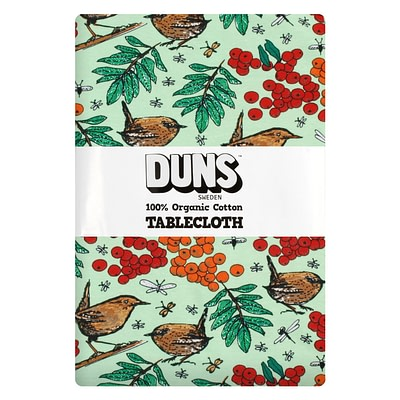 DUNS Sweden tablecloth rowanberry