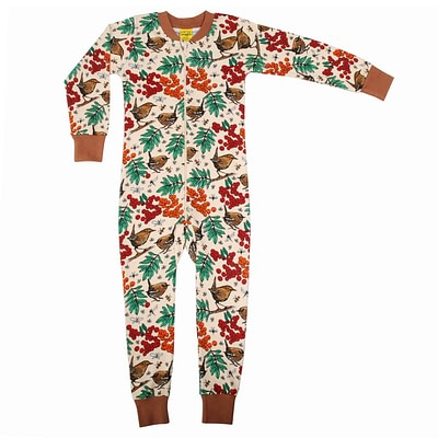 DUNS Sweden zipsuit rowanberry
