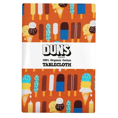 DUNS Sweden tablecloth ice cream pumpkin