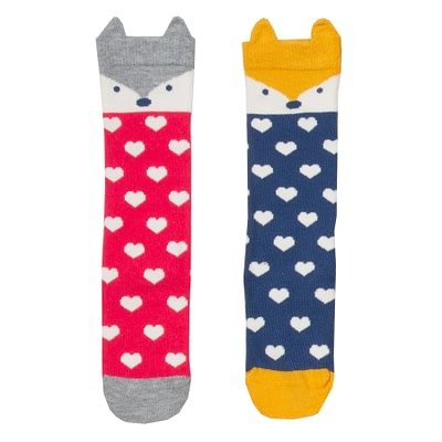 Kite knee length foxy socks