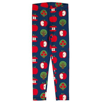 Maxomorra leggings apple orchard