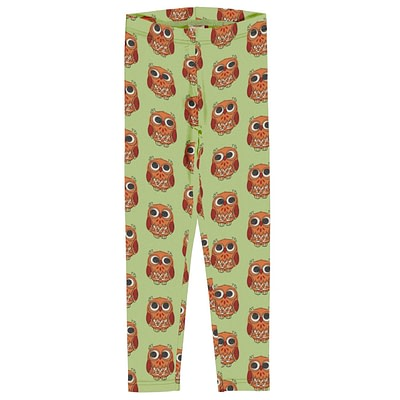 Maxomorra leggings - owl