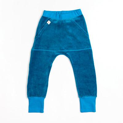 Alba velour benny pants