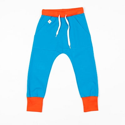 Alba Mason pants Methyl Blue