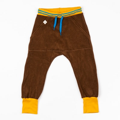 Alba Mason pants - Chocolate