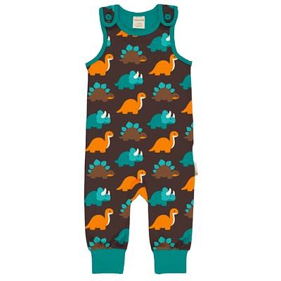 Maxomorra dungarees dinosaur