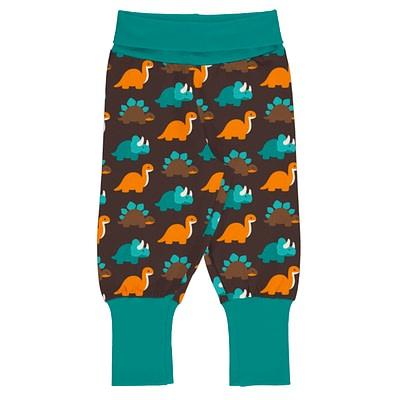 Maxomorra rib pants dinosaur