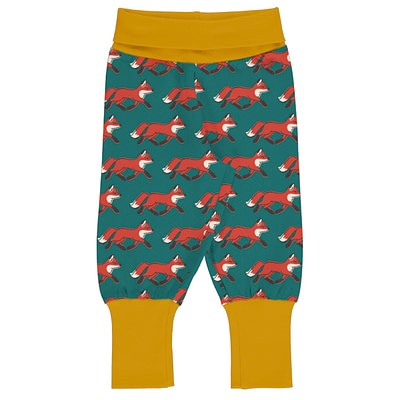 Maxomorra rib pants fox