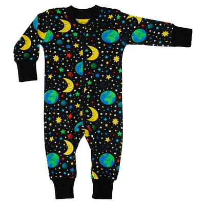 DUNS Sweden mother earth zipsuit