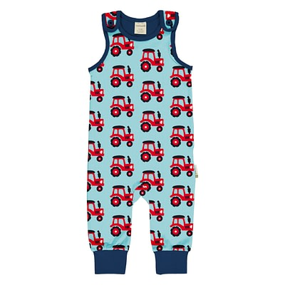 Maxomorra playsuit tractor