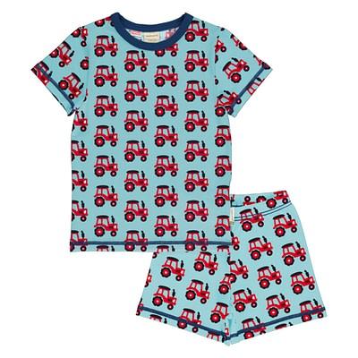 Maxomorra tractor pyjamas