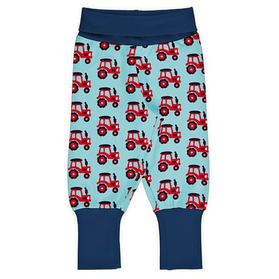 Maxomorra rib pants tractor