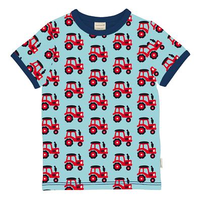 Maxomorra tractor t-shirt