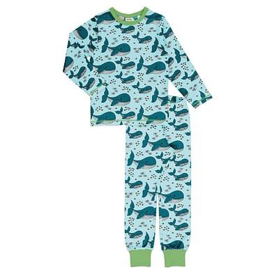 Meyadey whale pyjamas