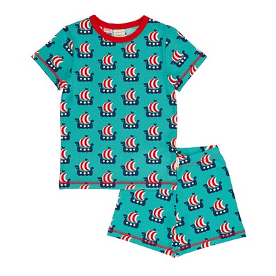 Maxomorra viking ship pyjamas