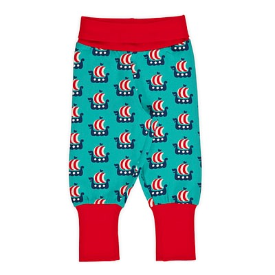 Maxomorra viking ship rib pants