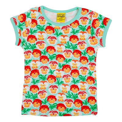 DUNS Sweden pansy t-shirt