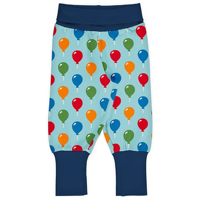 Maxomorra rib pants balloon