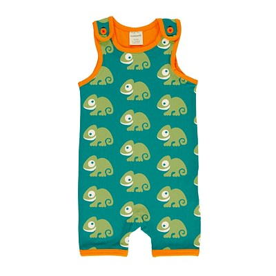 Maxomorra playsuit chameleon