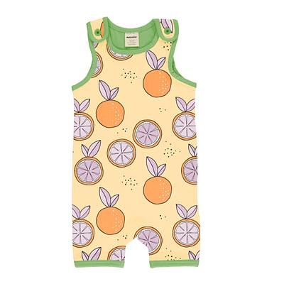 Meyadey summer dungarees citrus