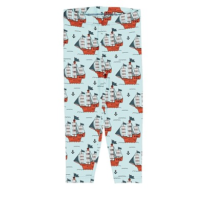 Meyadey cropped leggings pirate ship