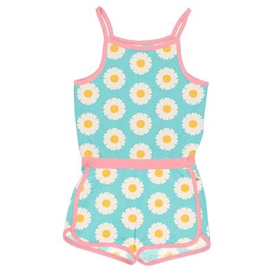 Maxomorra daisy jumpsuit