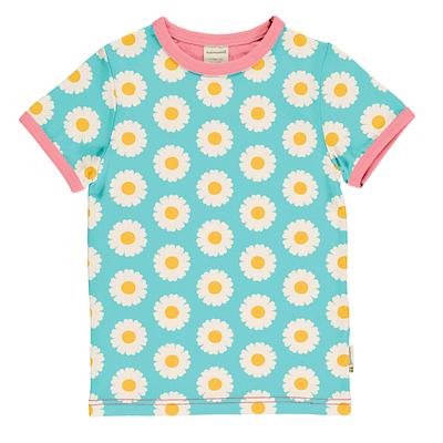 Maxomorra daisy t-shirt