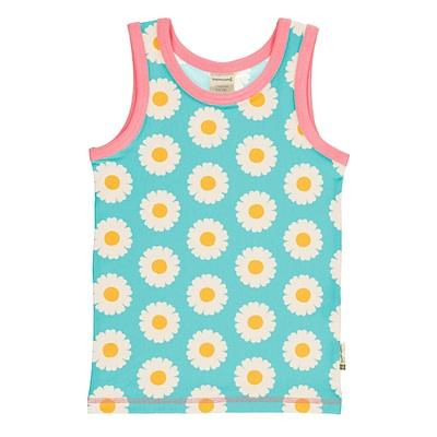 Maxomorra daisy sleeveless vest