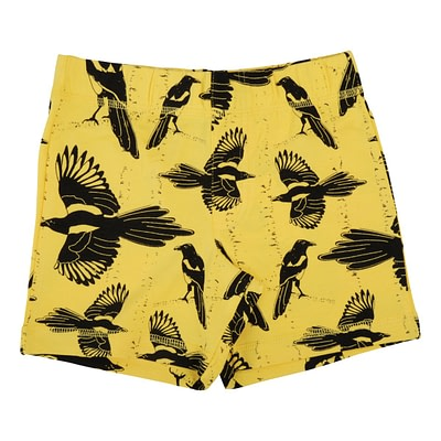 DUNS Sweden shorts Pica Pica yellow