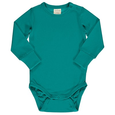 Maxomorra lagoon baby vest