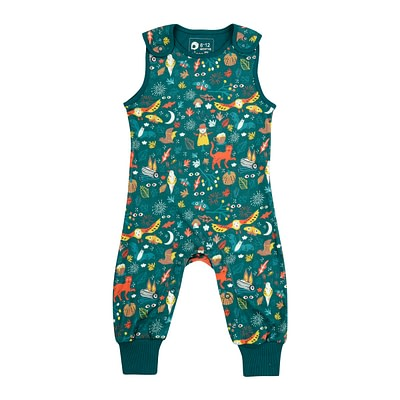 Piccalily harvest festival dungarees