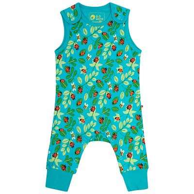 Piccalilly ladybird dungarees