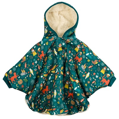 Piccalilly harvest festival poncho
