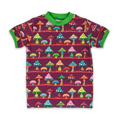 Beb and Ooo magical mushrooom t-shirt