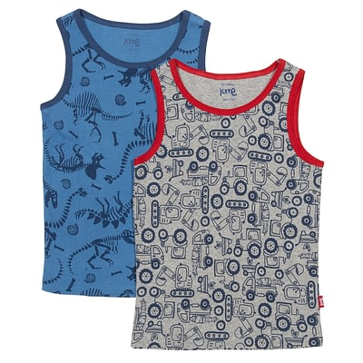 Kite clothing organic boys vests